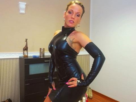 RoxyLane Latex Herrin Deluxe Lady
